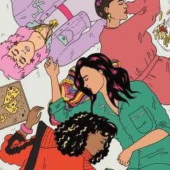 Ur serien Princess Vivian, Galago