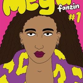 Omslag till fanzinet Pinedos Megafanzin, 2016