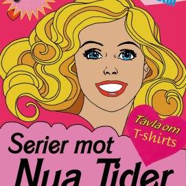 Omslag till fanzinet Serier mot Nya Tider, Bokmässan i Göteborg, 2018