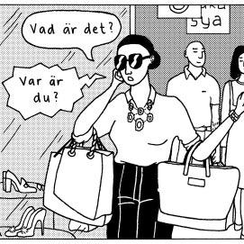 Ur serien Som snö, 2016
